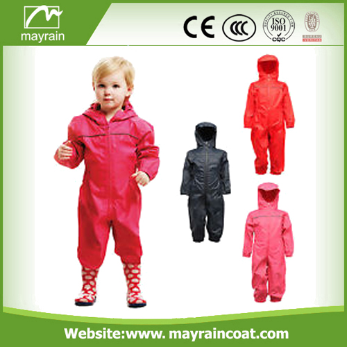 Good Quality Polyester Rainsuit