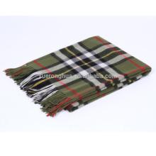 Cobertor 100% de lã cobertor tamanho queen