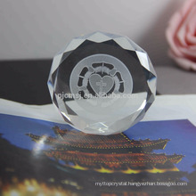 Best Selling Durable Using Crystal Paperweight For Wedding Gifts