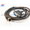 Cable conector hembra DIN 9PIN a D-sub9 hembra