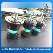 Fabricante de cilindros de actuador hidráulico soldado con alta calidad