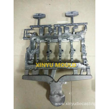 Automobile Engine Camshaft Carrier casting
