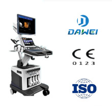 laptop/trolley ultrasound scanner price & color doppler ecografos with free hand 4D USG cheap price