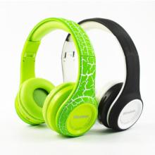 Portable plegable deportes auricular inalámbrico Bluetooth Auricular estéreo Bluetooth