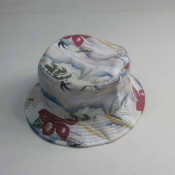 Polyester Sublimation Print Bucket Hat