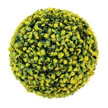 Bola de boj artificial decorativa al aire libre desprendible del nuevo diseño en venta
