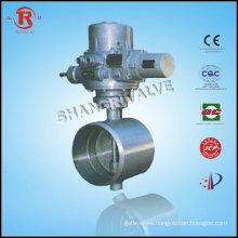 Electric Welding Butterfly Valve