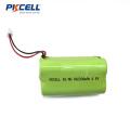 NI-MH 4.8V AAsize 2000mAh Battery Pack LR03 alkaline battery AAA 1.5v batteries
