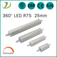 Aprobado por UL R7S 12W 135mm Led Rx7s
