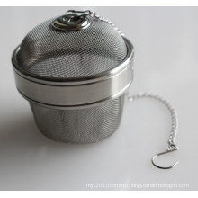 Multifunctional ss filter tea ball for wholesales