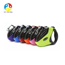 Hot selling safe strong retractable walking dog training leash Hot selling safe strong retractable walking dog training leash