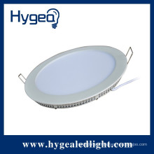 9W back lit , round led panel light