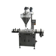 Halbautomatische Pulver-Verpackungsmaschine / füllende Ausrüstung