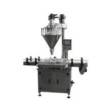 Máquina de embalagem semiautomática do pó / equipamento de enchimento