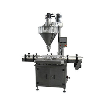 Semiautomatic Powder Packing Machine / Filling Equipment