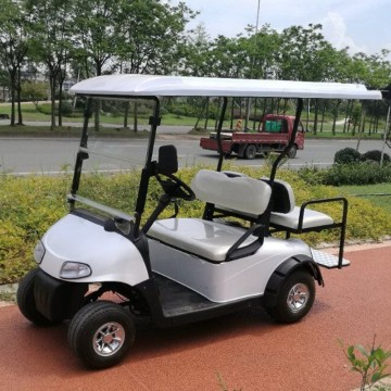 hot products 2+2 seats electric golf cart