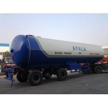496200L Propane Gas transport trailer