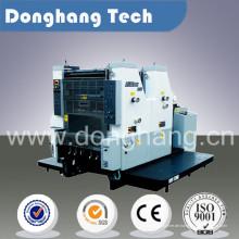 2 Farbe A4 Offset-Druckmaschine