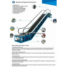 Escalator résidentiel intérieur
