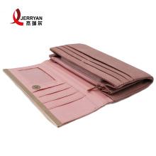 Leather Envelope Clutch Card Holder Wallet