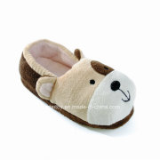 New Design Soft Plush Animal Shoes with New Material (GT-09780)