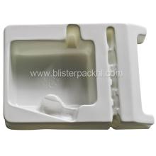 Bandeja interior blanca PS para electrónica (HL-027)