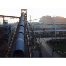 Belt Conveyor For Power Plant