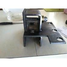 Pièces de soutien automatiques de fabrication en métal lourd d'usine de certificat d'OIN