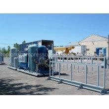Профессиональный японский технический азотный генератор