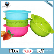 100% Food Grade Silicone Baby Bowl for Feeding The Kids Sfb15