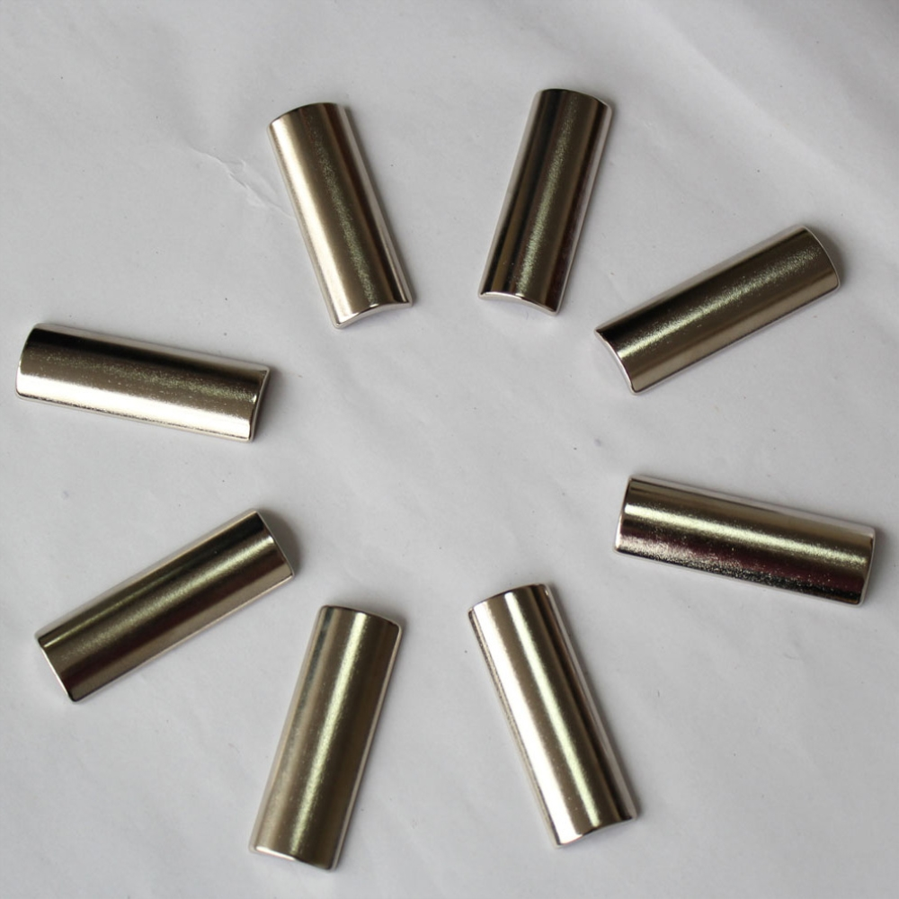 Neodymium Arc Magnet for Motor