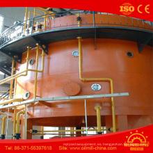 Máquina de proceso de extracción de aceite de torta de algodón