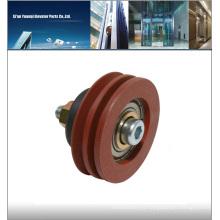Puerta de rodillos cable de sincronización KM89761G01 Kone, kone roller de elevación
