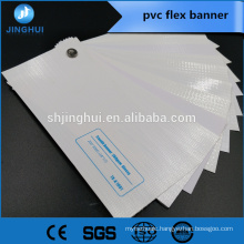 Front-lit Back-lit PVC Flex sheets used for Outdoor advertising billboard