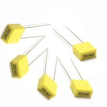 400 В металлизированная полиэфирная пленка конденсатор типа мини Коробка