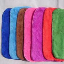 Mikrofaser optische Reinigungstuch waschen Handtücher