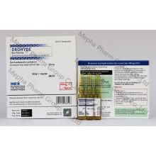Drotaverine Hydrochloride Injecção 40mg / 2ml