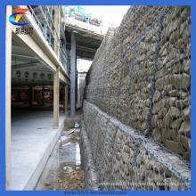 ISO9001 Galvanized Gabion Mesh/ Gabion Wall