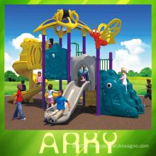 Dreamland petits enfants S-slide équipement de jeu extérieur