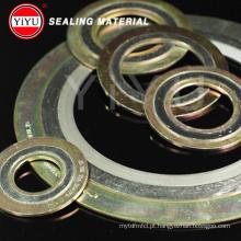 Spiral Wound Gasket (aço carbono)