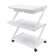 Beauty Salon Trolley Storage Cart