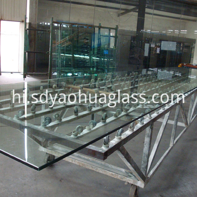 Tempered Glass 19mm Length 7200mm