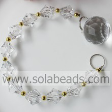 Hottest 250MM Length Acrylic Beaded Pendant