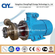 Cyyp21 Hochwertiger und niedriger Preis Horizontaler kryogener Flüssigkeitsübertragungs-Sauerstoff-Stickstoff-Kühlmittel-Öl-Kreiselpumpe