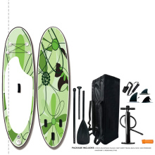 Superior 2021 New Design Fishing Water Sport Board Inflatable Stand Up Paddle SUP Paddle Board