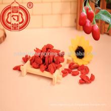 Wolfberry produtor chinês wolfberry granel bagas de goji