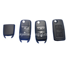 Injection molding for automotive remote key