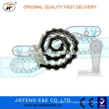 JFKone RSV Return Guide Upp LH, DEE2758680, Rotary Chain