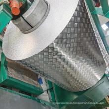Subway  flooring anti-Skidaluminium chequered plate weight with factory price