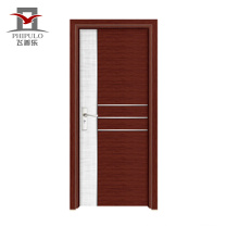 TOP PHIPULO Design Manufacturing Pvc Bathroom Door Entry Door High Quality